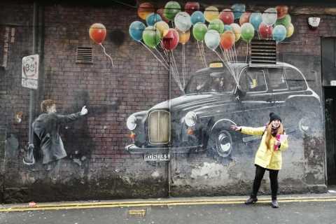 Glasgow: Street-Art-Rundgang