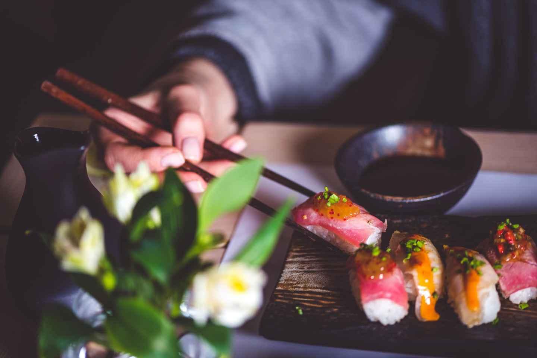 Düsseldorf: Sushi, Sake & japanischer Lebensstil