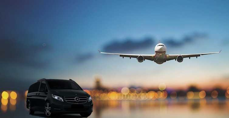 Zurich: Airport and City Private Transfer