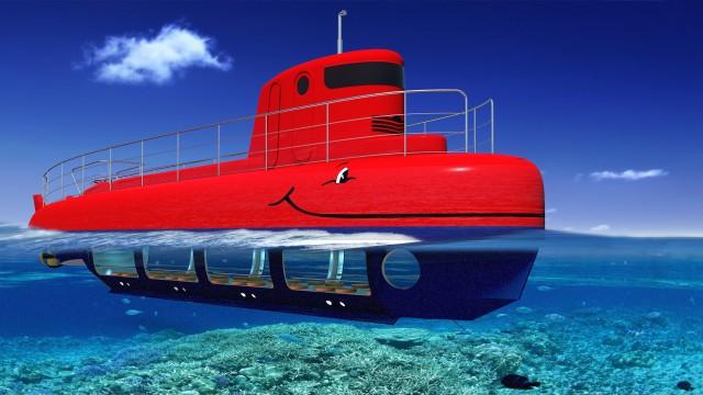 Split: 45 minuten semi-onderzeeërboottocht