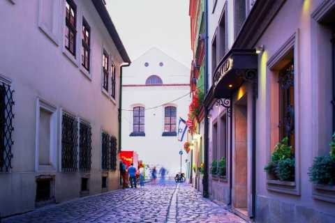 Krakow: Kazimierz, Jewish Ghetto and Schindler's Factory