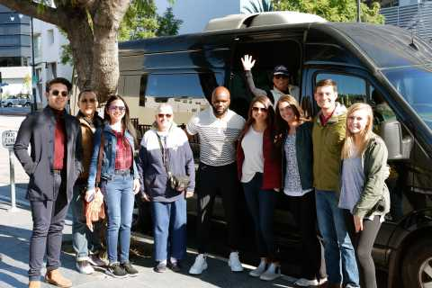 Los Angeles: Hollywood and Beverly Hills Minibus Tour
