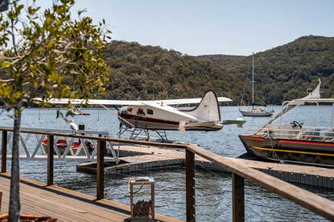 Sydney: Seaplane Flight and Lunch at Cottage Point Inn