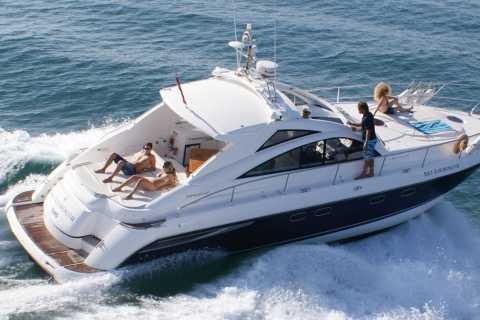 Agadir: Sunset Yacht Trip with Dinner