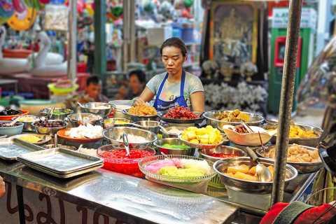 Hua Hin: visite gastronomique au coucher du soleil en petit groupe de 3 heures