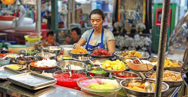 Hua Hin: tour gastronomico al tramonto per piccoli gruppi di 3 ore locale