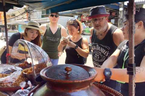 Hua Hin: 3,5 ore a mangiare come un tour gastronomico locale per piccoli gruppi