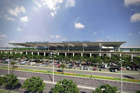 Hanoi: Noi Bai Airport to Old Quarter Transfer
