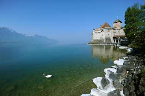 From Geneva: Swiss Riviera Private Tour