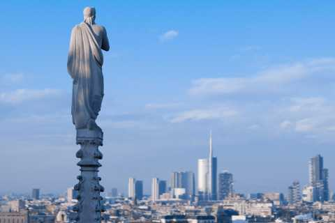 Milan: History and Architecture Private Guided Tour