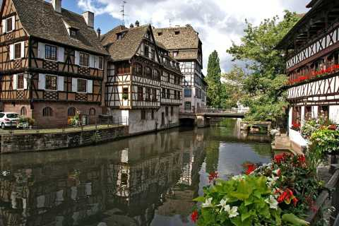 Centre historique de Strasbourg: visite à pied privée
