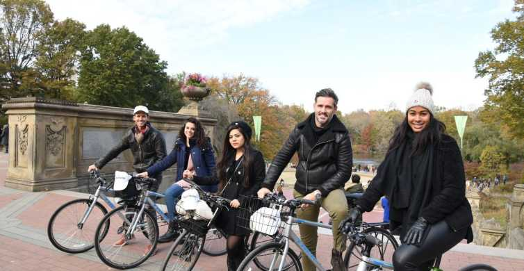 New York City: 1, 2, 3, and 5-Hour or All-Day Bike Rental