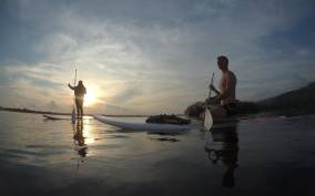 Puerto Escondido: Manialtepec Lagoon SUP Experience