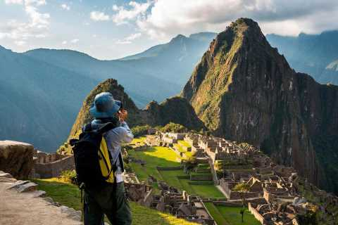 Machu Picchu: Official Ticket and Optional Mountain Hike