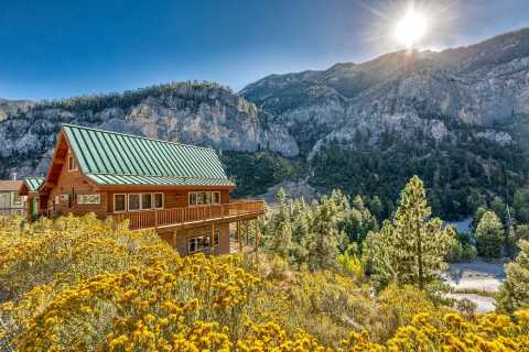 Las Vegas: Mount Charleston and Lee Canyon Day Trip