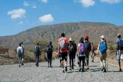 Excursión de un día al parque Longonot desde Nairobi