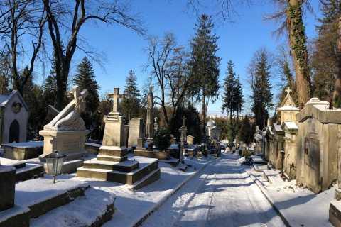 Lychakiv Cemetery Tour