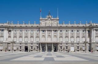 Madrid: Royal Palace Guided Tour mit Skip-the-Line-Ticket