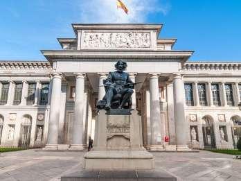 Madrid: El Prado Museum und der Rundgang durch den Königspalast