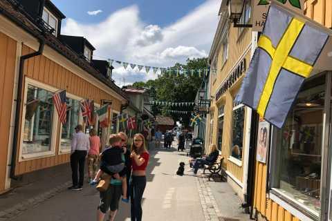 Stockholm: Visite guidée de la ville la plus ancienne du village de Sigtuna en Suède