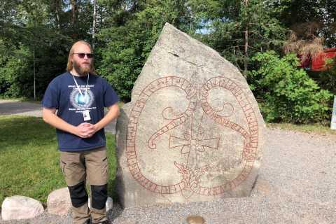 De Stockholm: visite en petit groupe de la culture et du patrimoine viking