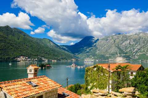 Kotor Boat Tour: Our Lady of the Rocks, Mamula and Blue Cave