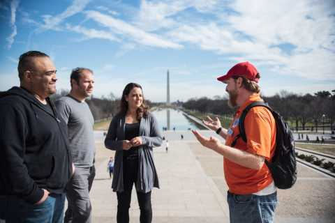 Washington D.C.: National Mall and Memorials Walking Tour