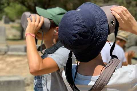 Olympia: Selbstgeführte Virtual Reality Tour durch Olympia