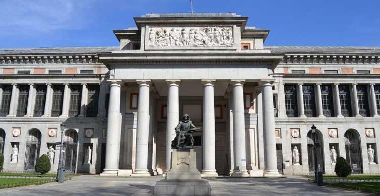 Madrid: Prado Museum Guided Tour