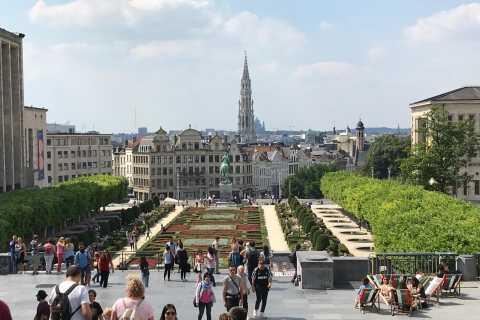 Amsterdam: Tagesausflug nach Brüssel auf Spanisch