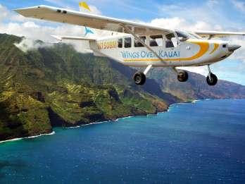 Kauai: Deluxe-Rundflug - 65 Minuten