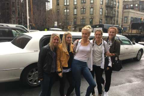 New York City: Half-Day Private Limousine Tour with Brunch
