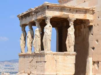 Athen: Private Ganztages-Highlights-Tour