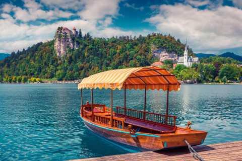 From Ljubljana: Half-Day Private Trip to Lake Bled