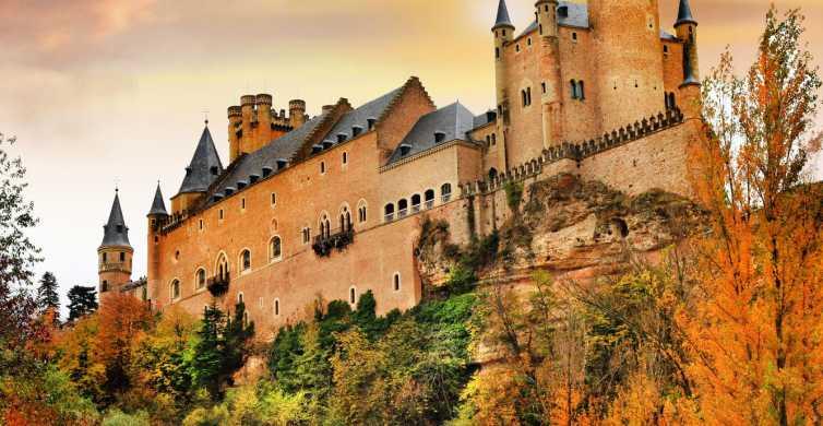Full-Day Avila and Segovia Tour from Madrid
