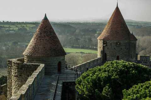 Carcassonne: visite privée à pied de 2h