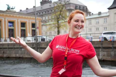 Recorrido turístico gratis de 2,5 horas por Copenhague