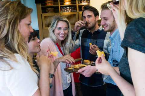 Amsterdam: Kulturelle Food-Tour auf Deutsch