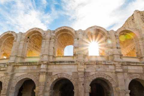 Arles: visite privée à pied de 2h