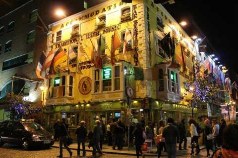 Dublin: 2-Hour Walking Tour