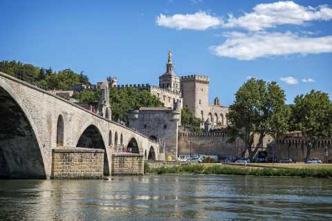 Avignon: visite privée à pied