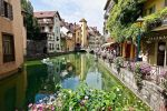 Private Walking Tour of Annecy's Historical Center