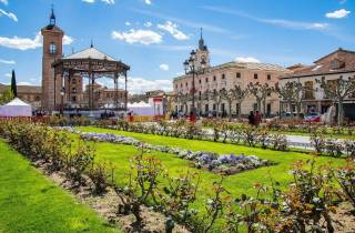 Madrid: Halbtägige Alcalá de Henares Tour