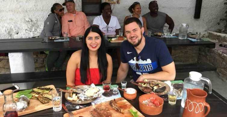 Mykonos: Evening Mykonian Farm Experience and Barbecue