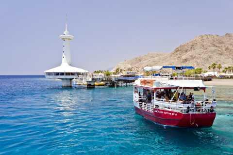 Eilat: 2-Hour Glass-Bottom Boat Tour