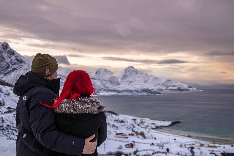 Ab Tromsø: Tour durch die Arktis