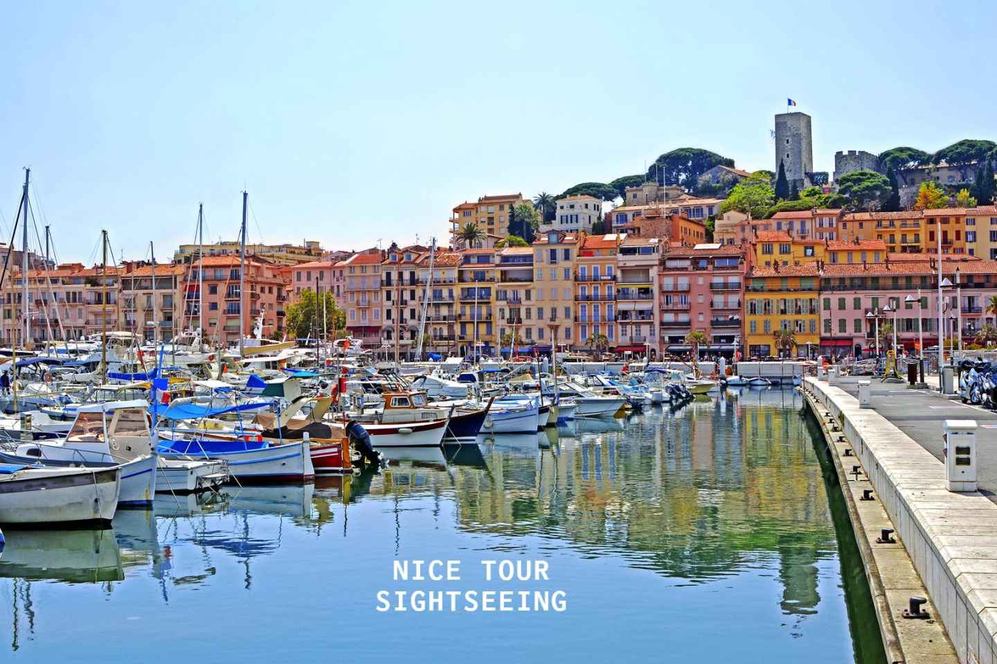 Ab Nizza: Tour nach Cannes, Antibes & Saint-Paul-de-Vence