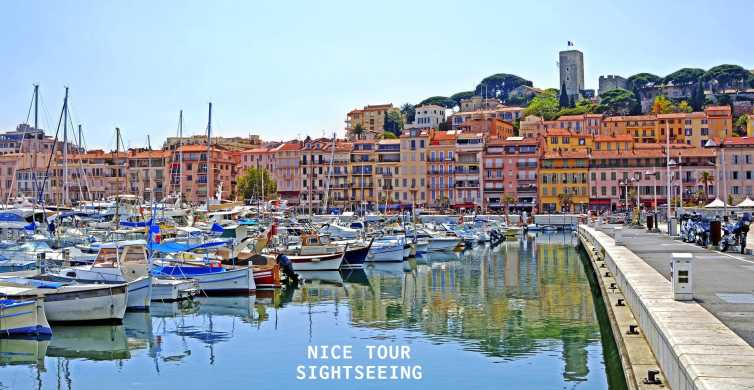 Cannes, Antibes & St Paul De Vence Tour from Nice