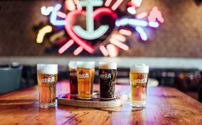 Hamburg: St. Pauli Brewery and Craft Beer Tasting Tour