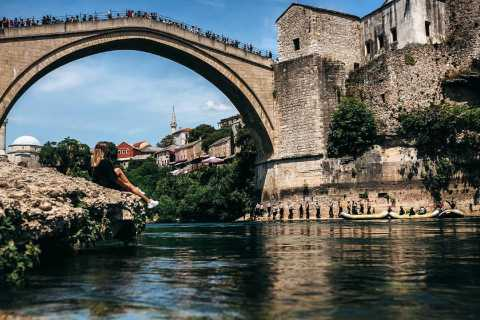 Mostar: City Rafting Tour